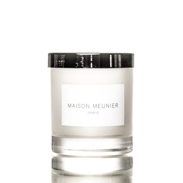 luxurious vegetable wax candle